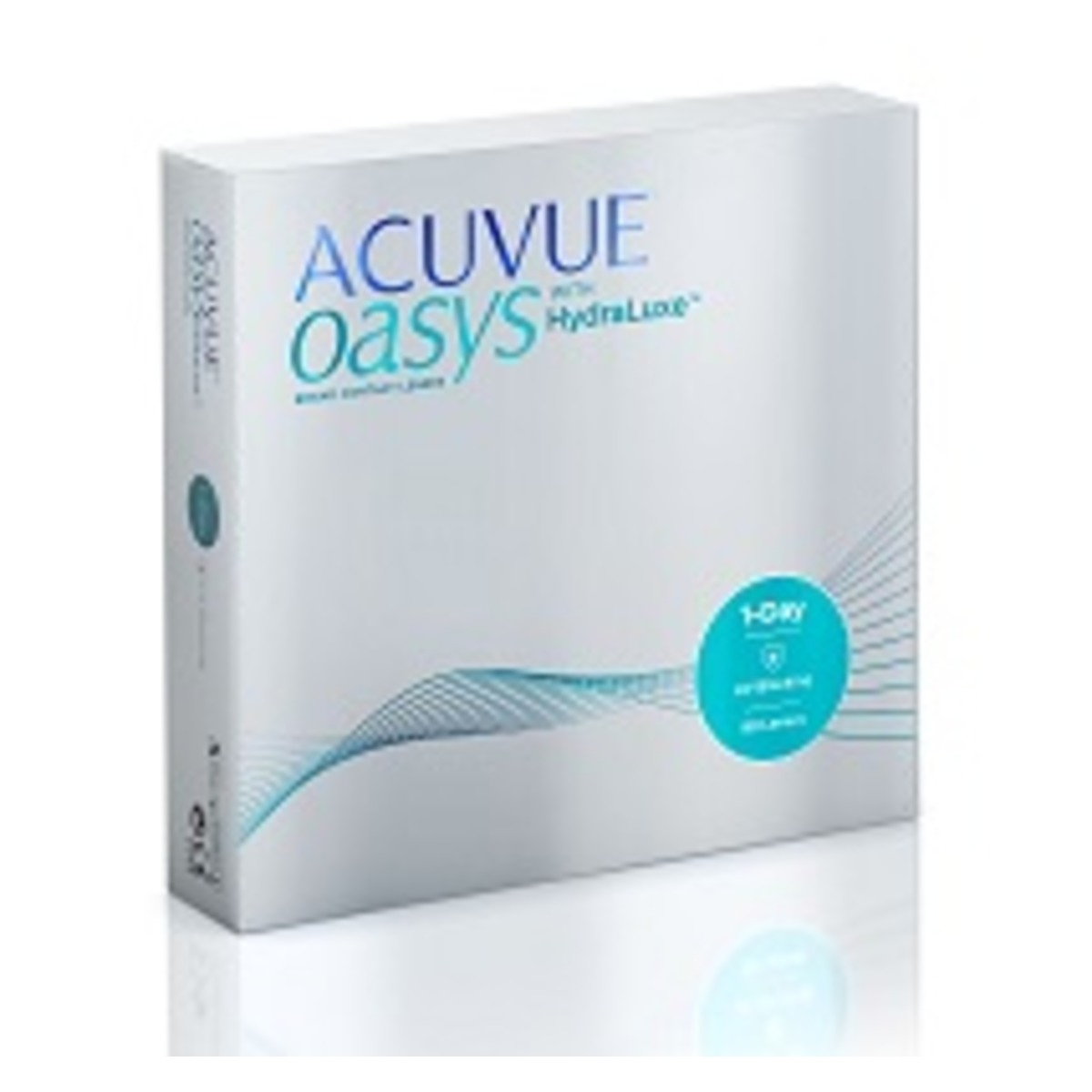 1 Day Acuvue Oasys With HydraLuxe 90L