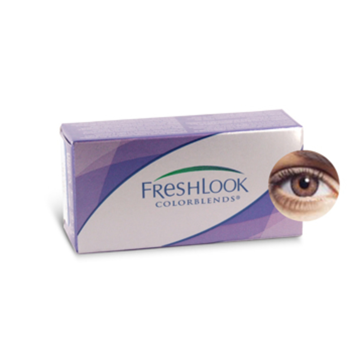 Freshlook Colorblends Brown (Canelle)